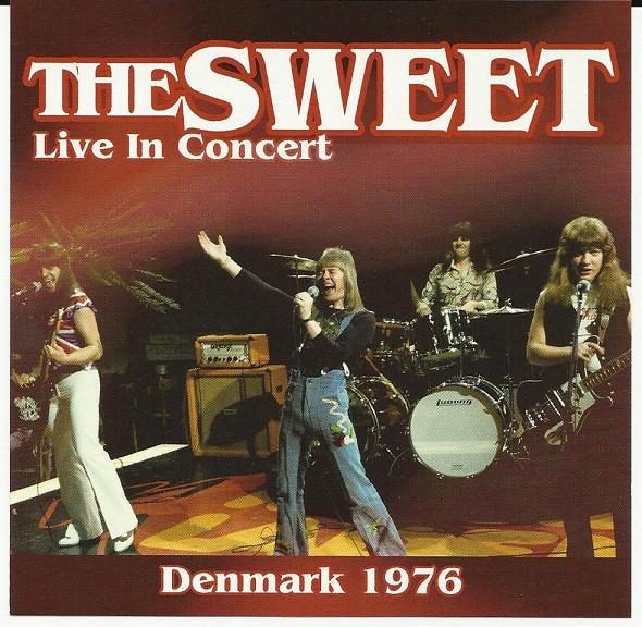 The Sweet Live In Concert Denmark 1976 Full Album - Free