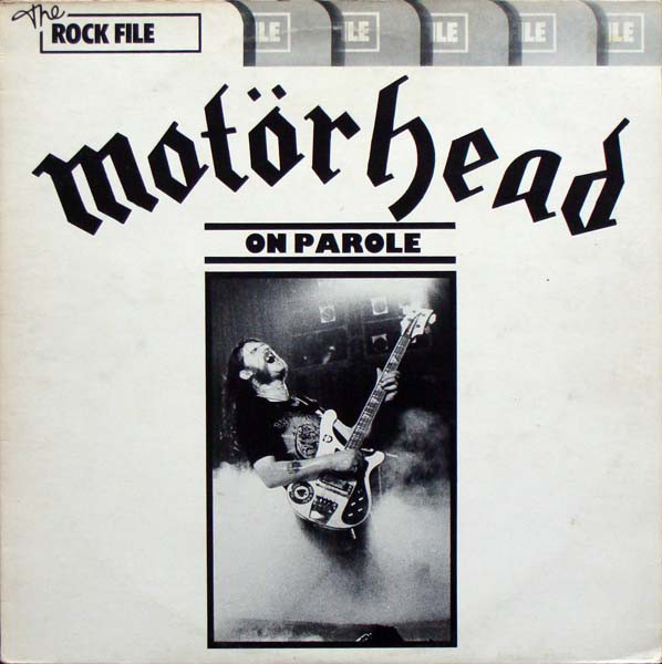 Motörhead On Parole Full Album - Free music streaming