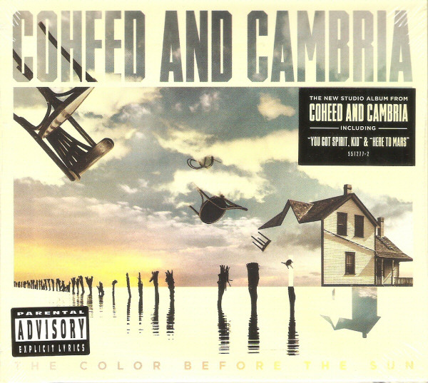 Coheed And Cambria The Color Before The Sun Full Album
