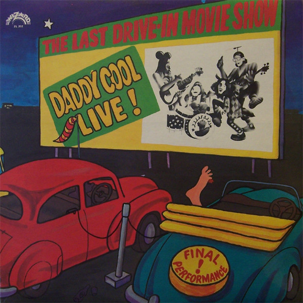 daddy cool the last drive in movie show full album free music