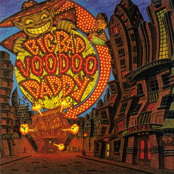 Big Bad Voodoo Daddy It Feels Like Christmas Time Full Album