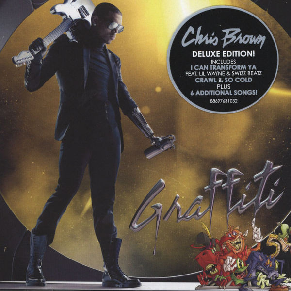 Chris Brown (4) Graffiti Full Album - Free music streaming